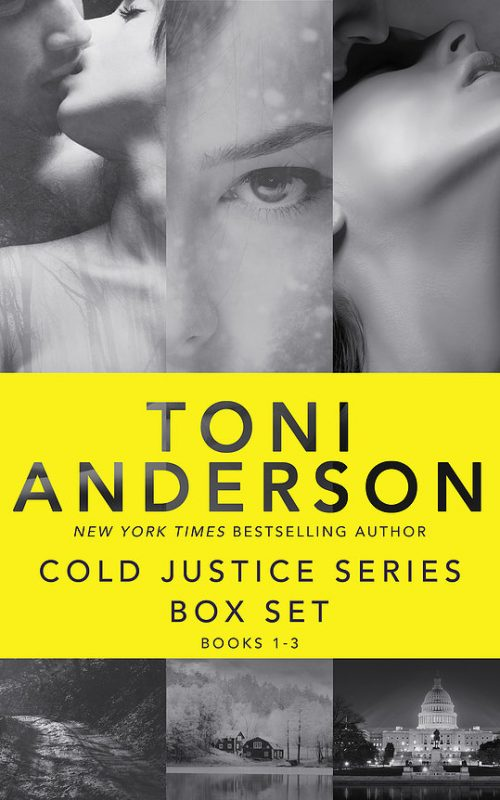 Cold Justice Series Box Set 1-3