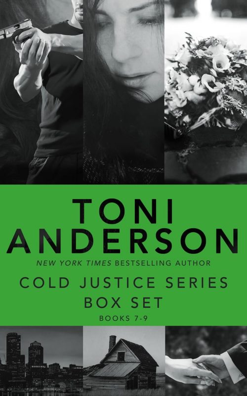 Cold Justice Series Box Set 7-9