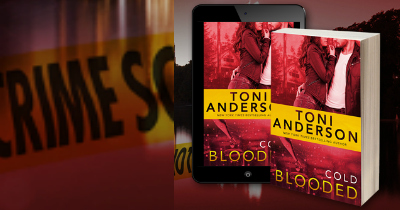 Cover Reveal ~ Cold Blooded