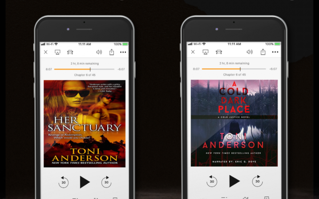 Free Audiobooks from Libraries for April