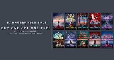 Exclusive to Nook BOGO Free for April!