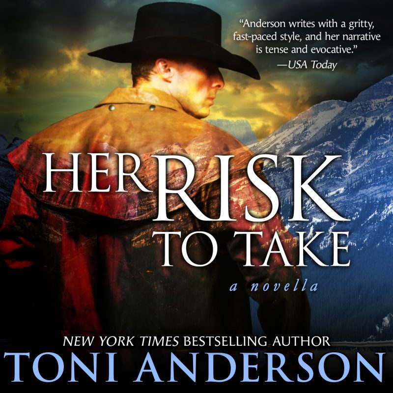 Her Risk To Take: Her ~ Romantic Suspense, Book #3