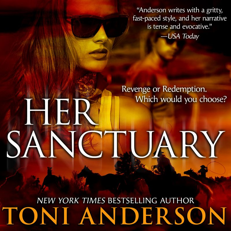Her Sanctuary: Her ~ Romantic Suspense, Book 1