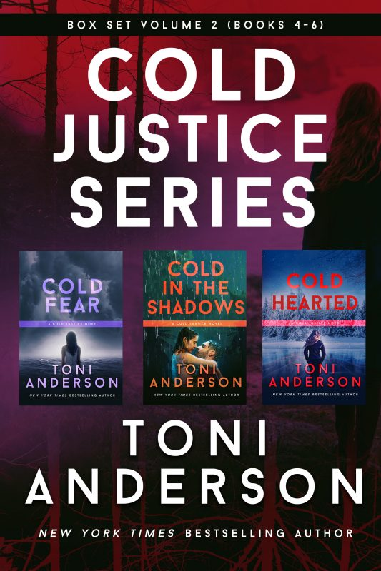 Cold Justice Series Box Set 4-6